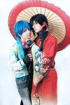 The need of love [Dmmd Aoba and Koujaku] by Milukyo