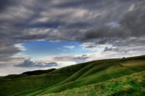 White Horse Hill by Shanec86