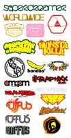 Sum of me logotypes by 42nd