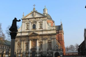 Saints Peter and Paul Church Krakow by Cr7NeTwOrK