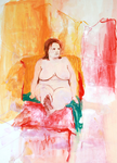 Life Drawing in Colour 03 Spring 2012 by szekei