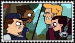 Cadets and Ice Dancers Rival Stamp by ForeverTD23114