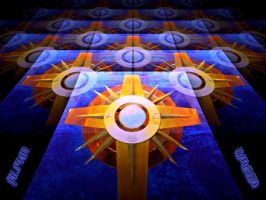 The Monstrance by FracFx