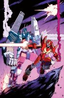 MTMTE 12 cover by dcjosh