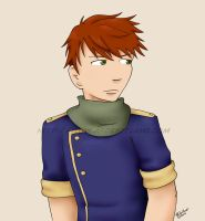 Remnants: Asch's New Hair by Purplefire40