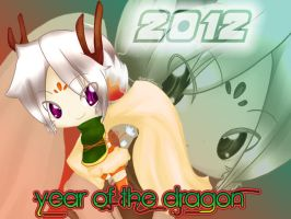 Year of the Dragon - 2012 by StillJade