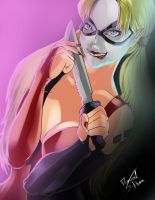 Harley Quinn by Danthemanfantastic