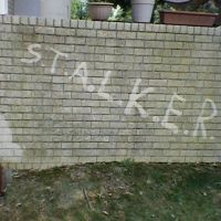S.T.A.L.K.E.R. Wall logo by Dr-Smart