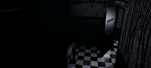 Empty Backstage FNAF1 Edit resource by FreddyFredbear