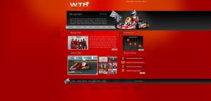 WTR Racing by touchdesign