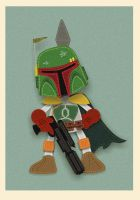 Boba Felt by HawkTheSlayer