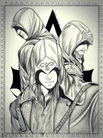 Assassin'S ChronicleS by carldraw