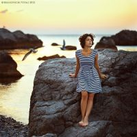 By the Sea by Viand