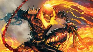 GHOST RIDER by CRYPTID-MAN