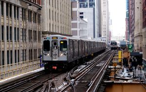 CTA 5006 Railcar by JamesT4