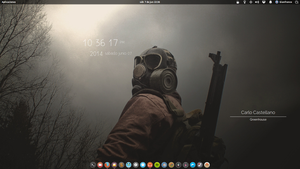 Elementary OS - June 2014 by GianfrancoUC