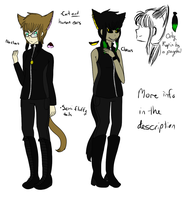 2014 Persona Ref by PizzaProgram