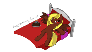 Happy Birthday, Andrew! by Antik9797