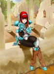 Kimiko Resting by Testament-Ferenand