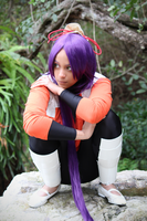 Yoruichi Cosplay by Awesome-Vivi