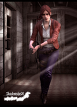 Claire Redfield by ShadowEdge26
