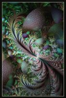 Crackled Fern by beautifulchaos1