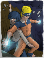 Naruto Tribute Colored by Kaito85