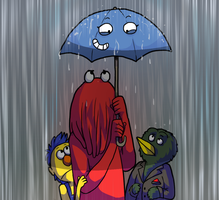 You Never Know When a Storm Might Roll In~! by NEOmi-triX