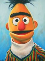Bert by HillaryWhiteRabbit
