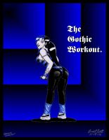 Janetta's Gothic Workout by ImfamousE