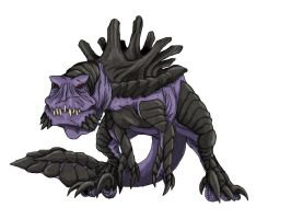monster design contest entry 3 by GuildAdventure
