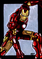 Iron Man Commission by Jace-Mereel