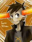 tAVROS nITRAM by Life-Writer