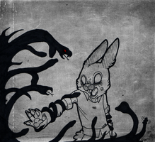 Phobia commish for weggegangen: snakes by CremexButter