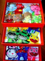 happy tree friends puppet by ighcaveros