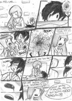 new bubblee comic!!!!pg 1 by NENEBUBBLEELOVER