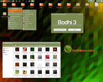 Bodhi Linux Theme 3.0.0 RC1 by AVDuma
