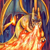 Charizard by Haychel