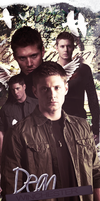 Dean Winchester by me969