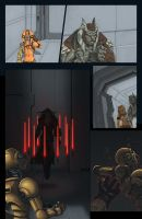 Star Wars TORUS - page 5 colors by lobotomous