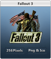 Fallout 3 - Icon by Crussong