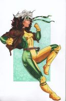 Rogue 2015 by RadPencils