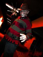 FREDDY KRUEGER by Darkness-Man