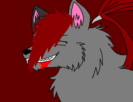 Max the wolf or kat by PusioTubeOnYt
