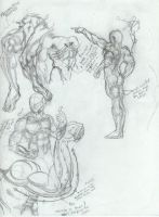 study of the male body by christianriley