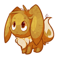 Little Eevee by ShayminSky123
