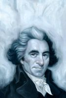 Thomas Paine by carts