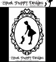 Spork Puppy Designs Logo by Spork-Puppy