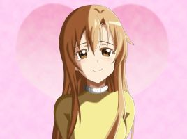 .: Sweet and Innocent Asuna :. by Sincity2100