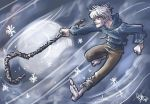 Rise of The Guardians - Jack Be Nimble by Renny08